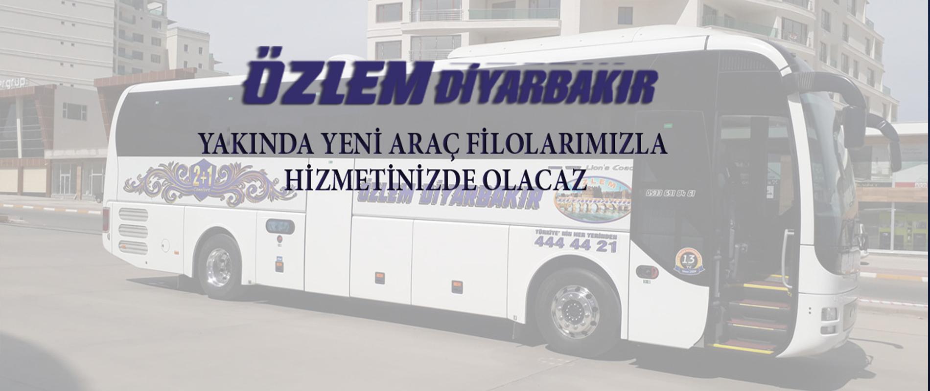 Özlem Diyarbakır - Otobüs Bileti